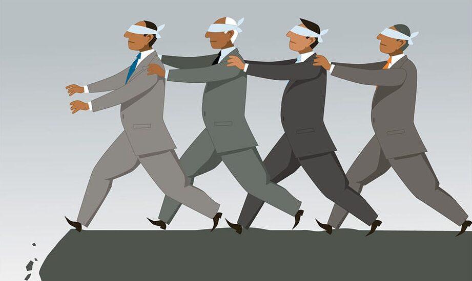 combattere il pensiero di gruppo